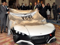 Mexican Ultra-Car Vuhl 05 Unveiled in London pic #675