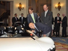 Mexican Ultra-Car Vuhl 05 Unveiled in London pic #676