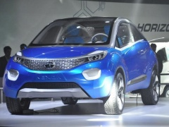 Tata Unveiled Two Concepts in Delhi pic #2729