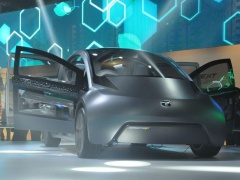 Tata Unveiled Two Concepts in Delhi pic #2730