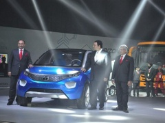 Tata Unveiled Two Concepts in Delhi pic #2731