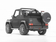 Brabus Version of G500 Convertible from Mercedes-Benz pic #3272