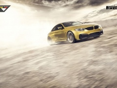 Vorsteiner Presents Their Adjusted BMW M4 GTRS pic #3980