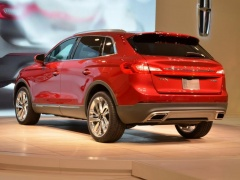 2016 Lincoln MKX of Second Generation pic #4080