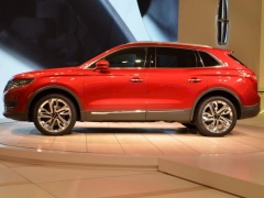 2016 Lincoln MKX of Second Generation pic #4081
