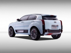2 SUV PHEV Concept from Qoros revealed in Shanghai pic #4291