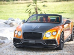 Carbon Fibber Bentley GTC from Mansory produces 1,001 HP pic #4672