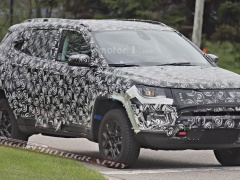 Trailhawk Guise of Jeep Compass and Patriot Replacement pic #5165