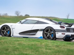 One More 1,360-HP Agera From Koenigsegg pic #5521