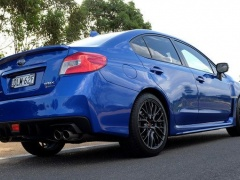 Get 2017 WRX S-Edition From Subaru pic #5530