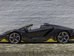 The 1st Lamborghini Centenario Roadster Entered the U.S. pic #5579