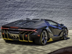 The 1st Lamborghini Centenario Roadster Entered the U.S. pic #5580