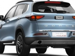 China, Meet Model Young SUV From Qoros