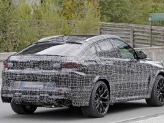 The first photos of new BMW X6 M hit to Internet