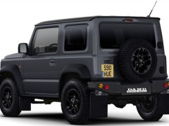 Suzuki Jimny has become a Land Rover Defender