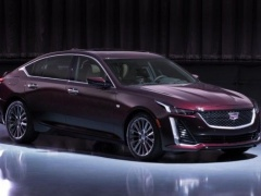 Cadillac CT5 officially debuts