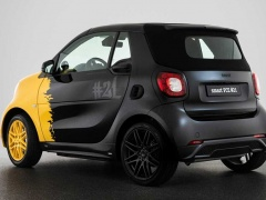 Smart has released a farewell petrol car