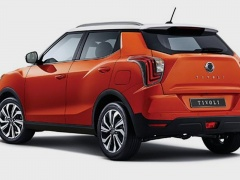 SsangYong Tivoli has successfully updated