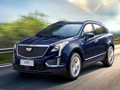 In the updated Cadillac XT5 engine will be more effective
