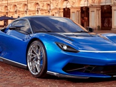Pininfarina changed its sturdy supercar design