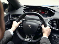 Peugeot 308 with updates got a virtual dashboard