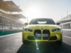 New BMW M3 and M4 declassified ahead of schedule pic #6467