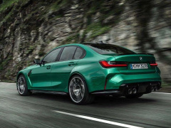 New BMW M3 and M4 declassified ahead of schedule pic #6468
