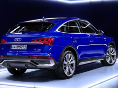New crossover Audi Q5 Sportback will soon appear in Europe pic #6478