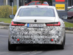 The first tests of the electric BMW 3-Series sedan has begun pic #6516