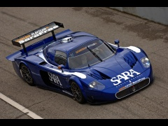 maserati mc12 racing pic #38222