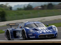 maserati mc12 racing pic #38223