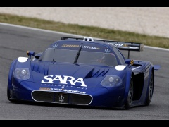 maserati mc12 racing pic #38224
