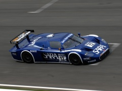 maserati mc12 racing pic #38225