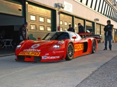maserati mc12 racing pic #38226