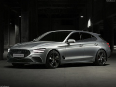 genesis g70 shooting brake pic #199533