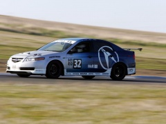 acura tl 25 hours of thunderhill pic #17837