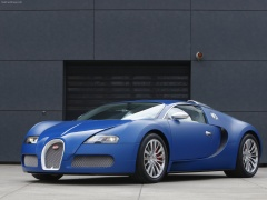 Veyron Bleu Centenaire photo #61995