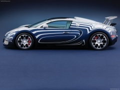 Veyron Grand Sport LOr Blanc photo #82012