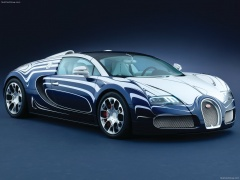 Veyron Grand Sport LOr Blanc photo #82013
