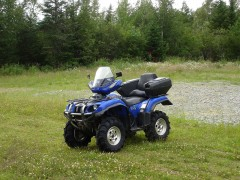 yamaha grizzly pic #39303