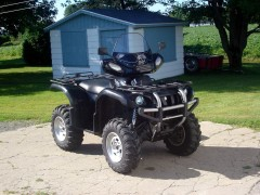 yamaha grizzly pic #39305