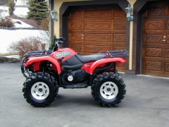yamaha grizzly pic #39311