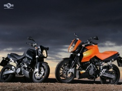 ktm 990 super duke pic #28536