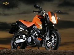 ktm 990 super duke pic #28537
