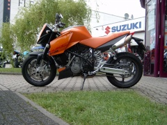 ktm 990 super duke pic #28539