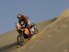 ktm 690 rally pic #60652