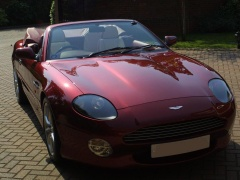 DB7 Convertible photo #13162