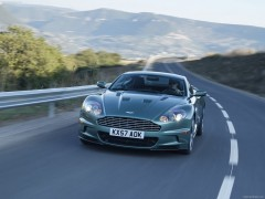 aston martin dbs racing green pic #49822