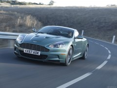 aston martin dbs racing green pic #49830