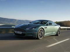 aston martin dbs racing green pic #49831